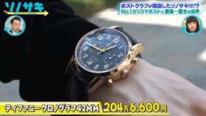 ROLANDが使用する高級ブランド腕時計